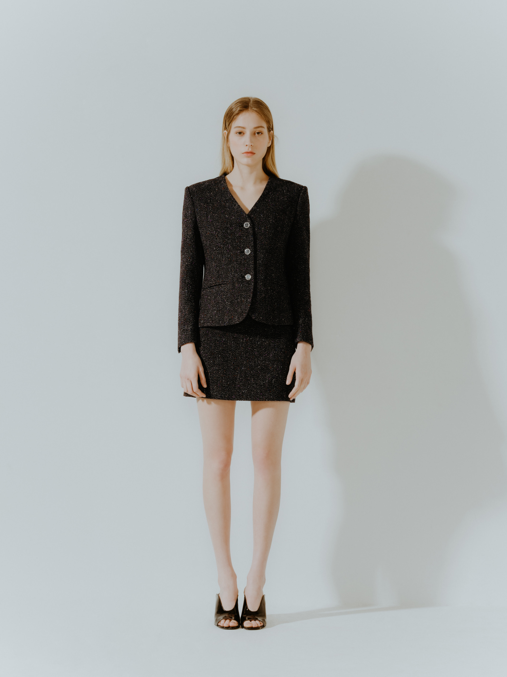 Tweed Short Skirt (2차 입고)